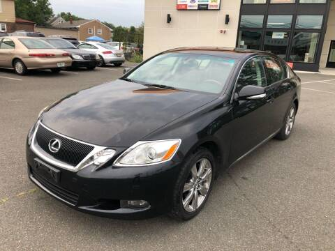 2008 Lexus GS 350 for sale at MAGIC AUTO SALES in Little Ferry NJ