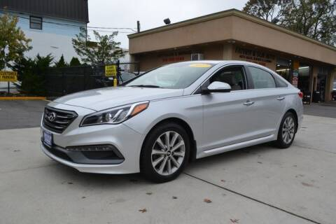2017 Hyundai Sonata for sale at Father and Son Auto Lynbrook in Lynbrook NY