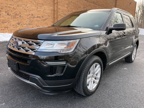 2018 Ford Explorer for sale at Vantage Auto Wholesale in Lodi NJ