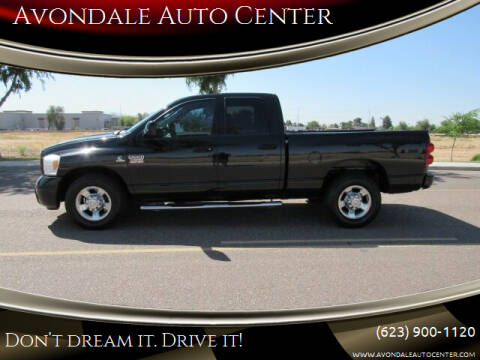 2007 Dodge Ram Pickup 2500 for sale at Avondale Auto Center in Avondale AZ