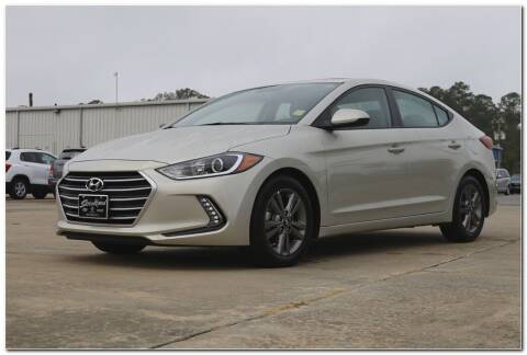 2018 Hyundai Elantra for sale at STRICKLAND AUTO GROUP INC in Ahoskie NC