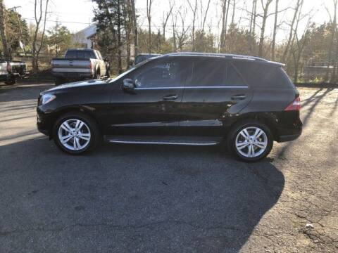 2013 Mercedes-Benz M-Class for sale at Super Cars Direct in Kernersville NC