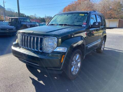 2008 Jeep Liberty for sale at Luxury Auto Innovations in Flowery Branch GA