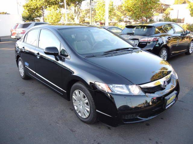 2011 Honda Civic GX 4dr Sedan - El Cerrito CA