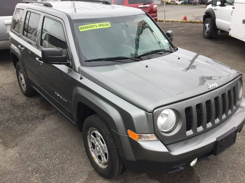 2014 Jeep Patriot for sale at eAutoDiscount in Buffalo NY