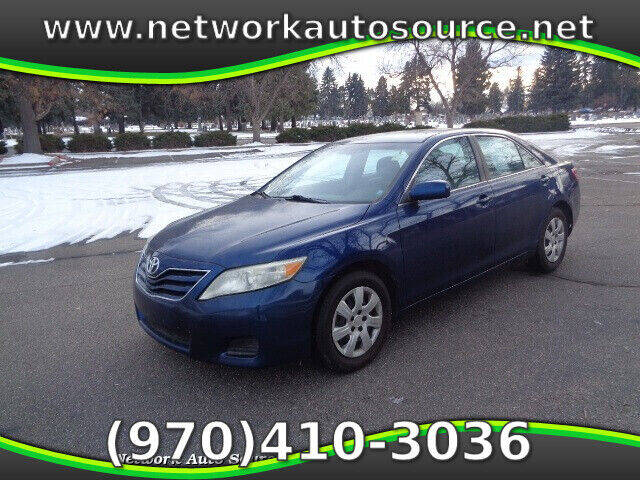 2011 Toyota Camry for sale at Network Auto Source in Loveland CO
