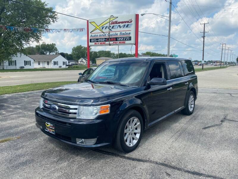 2009 Ford Flex for sale at DiGiovanni's Xtreme Auto & Cycle Sales in Machesney Park IL