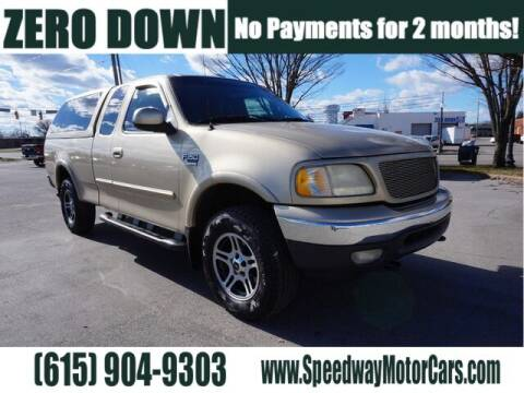 2000 Ford F-150 for sale at Speedway Motors in Murfreesboro TN
