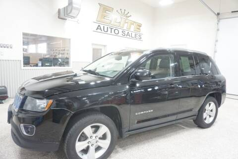2016 Jeep Compass for sale at Elite Auto Sales in Ammon ID