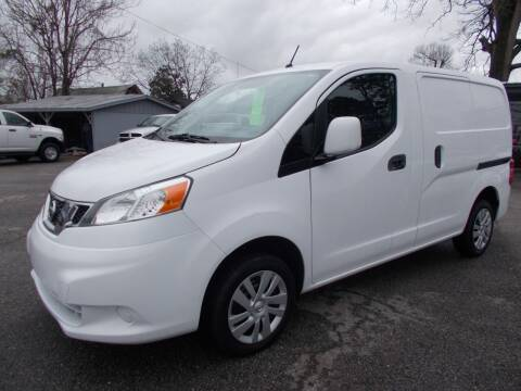 2017 Nissan NV200 for sale at Culpepper Auto Sales in Cullman AL