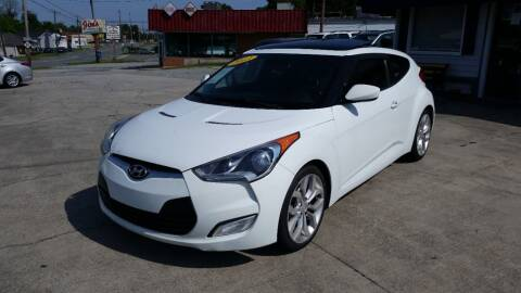 2013 Hyundai Veloster for sale at West Elm Motors in Graham NC