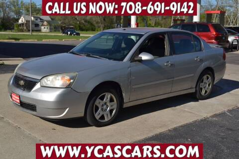 2006 Chevrolet Malibu for sale at Your Choice Autos - Crestwood in Crestwood IL
