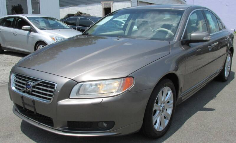 2009 Volvo S80 for sale at Express Auto Sales in Lexington KY