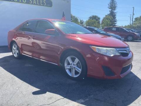 2014 Toyota Camry for sale at Mike Auto Sales in West Palm Beach FL