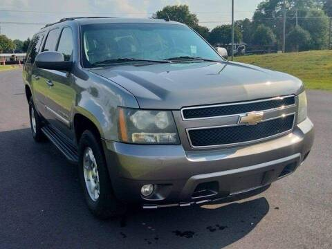 2009 Chevrolet Suburban for sale at Happy Days Auto Sales in Piedmont SC