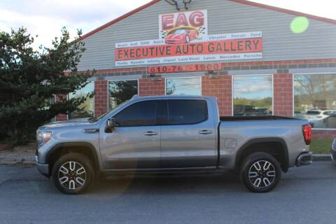 2020 GMC Sierra 1500 for sale at EXECUTIVE AUTO GALLERY INC in Walnutport PA