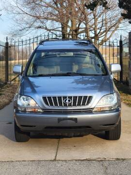 2001 Lexus RX 300 for sale at Blue Ridge Auto Outlet in Kansas City MO