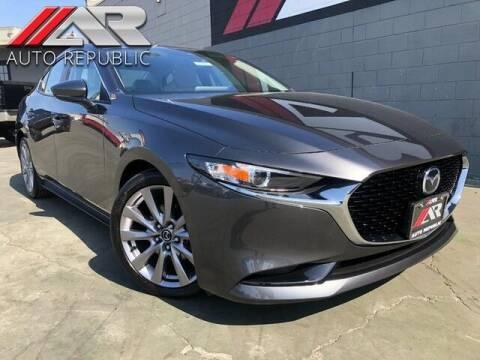 2019 Mazda Mazda3 Sedan for sale at Auto Republic Fullerton in Fullerton CA
