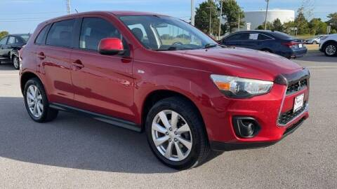 2014 Mitsubishi Outlander Sport for sale at Napleton Autowerks in Springfield MO