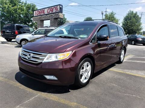 2011 Honda Odyssey for sale at I-DEAL CARS in Camp Hill PA