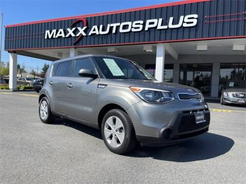 2015 Kia Soul for sale at Maxx Autos Plus in Puyallup WA