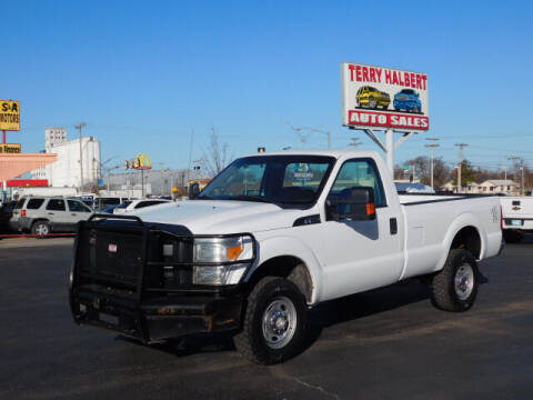 2013 Ford F-350 Super Duty for sale at Terry Halbert Auto Sales in Yukon OK