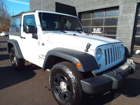 2016 Jeep Wrangler for sale at Carena Motors in Twinsburg OH