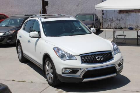 2016 Infiniti QX50 for sale at Car 1234 inc in El Cajon CA