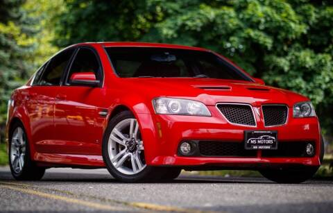 2008 Pontiac G8 for sale at MS Motors in Portland OR