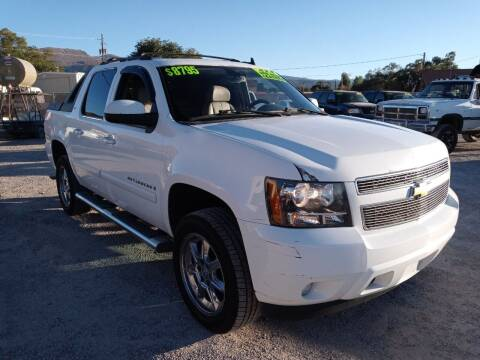 2007 Chevrolet Avalanche for sale at Canyon View Auto Sales in Cedar City UT
