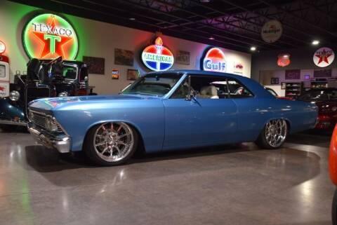 1966 Chevrolet Chevelle for sale at Choice Auto & Truck Sales in Payson AZ