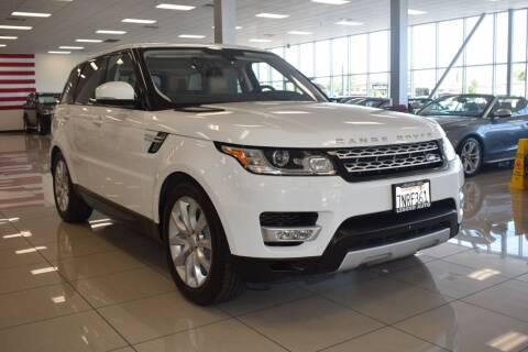2016 Land Rover Range Rover Sport for sale at Legend Auto in Sacramento CA