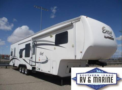 2014 EXCEL WILD 41GKE for sale at SOUTHERN IDAHO RV AND MARINE in Jerome ID