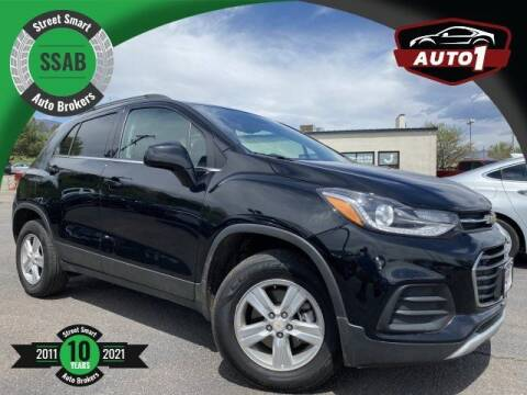 2019 Chevrolet Trax for sale at Street Smart Auto Brokers in Colorado Springs CO