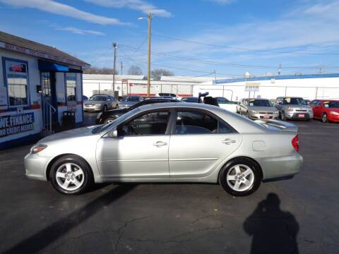 2004 Toyota Camry for sale at Cars Unlimited Inc in Lebanon TN