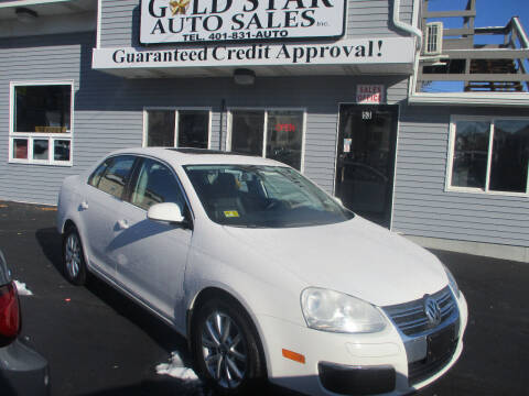 2010 Volkswagen Jetta for sale at Gold Star Auto Sales in Johnston RI