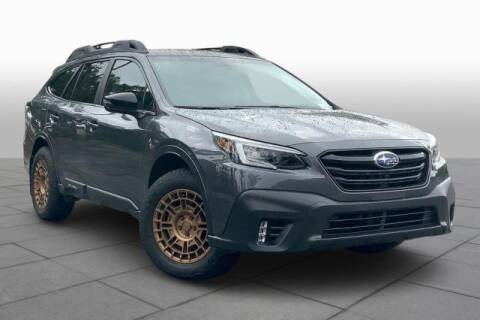 2020 Subaru Outback for sale at CU Carfinders in Norcross GA