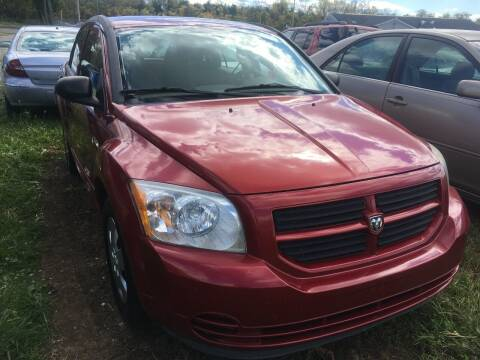 2008 Dodge Caliber for sale at Ram Auto Sales in Gettysburg PA