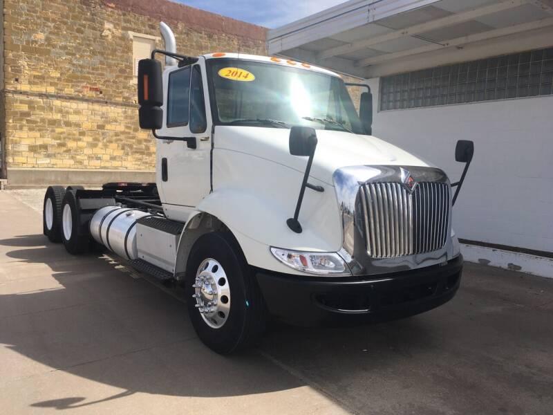 2014 IHC 8600 for sale at Money Trucks Inc in Hill City KS
