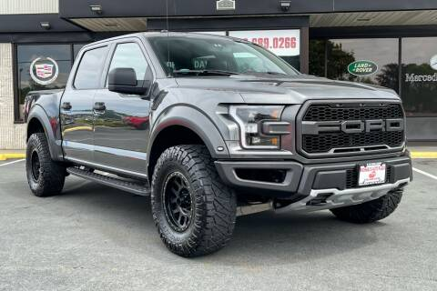 2018 Ford F-150 for sale at Michael's Auto Plaza Latham in Latham NY