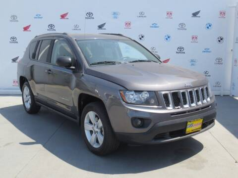 2017 Jeep Compass for sale at Cars Unlimited of Santa Ana in Santa Ana CA