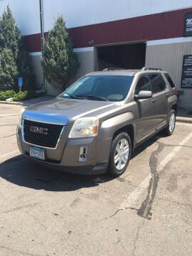 2010 GMC Terrain for sale at Specialty Auto Wholesalers Inc in Eden Prairie MN