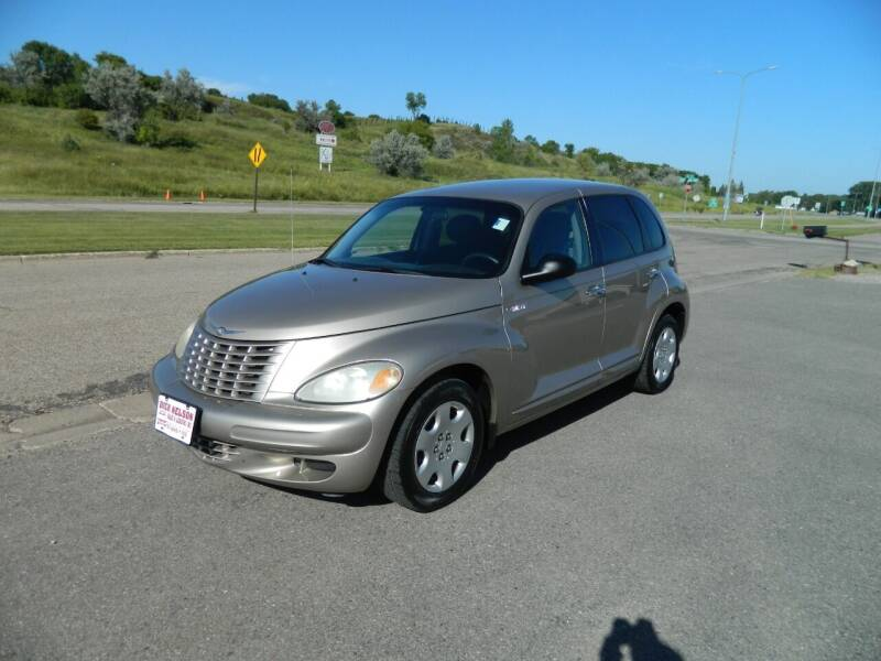 2004 Chrysler PT Cruiser for sale at Dick Nelson Sales & Leasing in Valley City ND