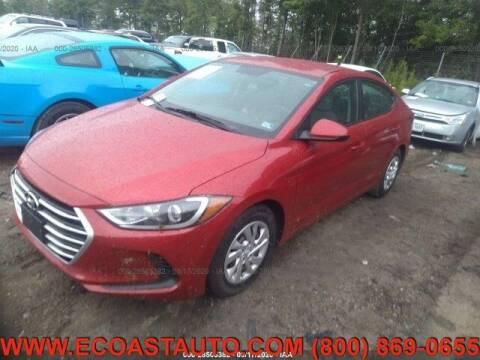 2017 Hyundai Elantra for sale at East Coast Auto Source Inc. in Bedford VA