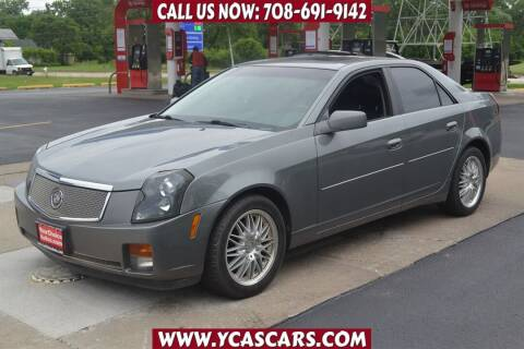 2004 Cadillac CTS for sale at Your Choice Autos - Crestwood in Crestwood IL