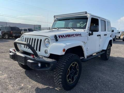 2016 Jeep Wrangler Unlimited for sale at REVEURO in Las Vegas NV