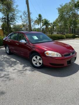 2008 Chevrolet Impala for sale at Car Net Auto Sales in Plantation FL