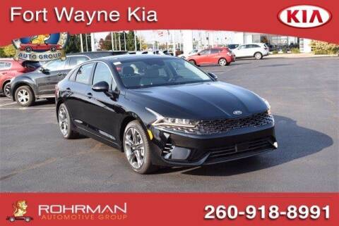 2021 Kia K5 for sale at BOB ROHRMAN FORT WAYNE TOYOTA in Fort Wayne IN