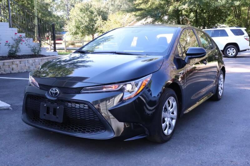 2020 Toyota Corolla for sale at RC Auto Brokers, LLC in Marietta GA