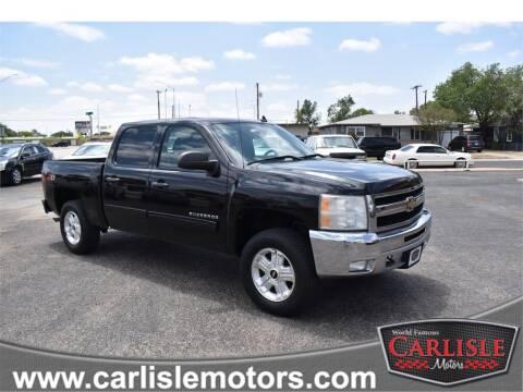 2011 Chevrolet Silverado 1500 for sale at Carlisle Motors in Lubbock TX